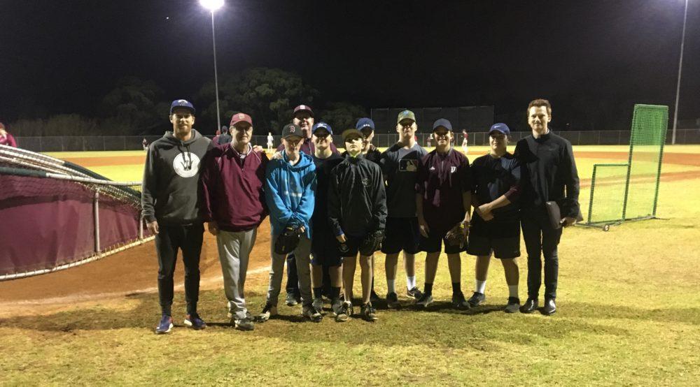 Manly Baseball Pre-Season Arm Care Program