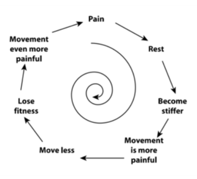 Injury and Fear avoidance
