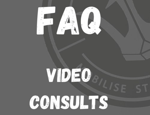 Frequently Asked Questions About Video Consultations